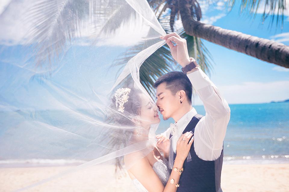 微时光3999元婚纱照