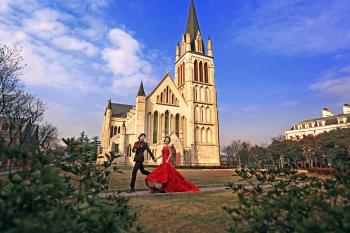 上海上海贝靓婚纱摄影