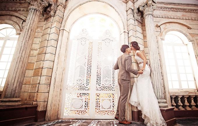 洛丽塔2899元婚纱照