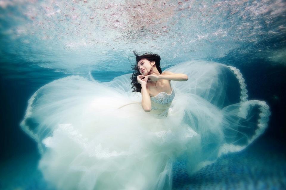 熹微纪798元水下摄影