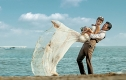 彼岸丽纱2599元海景婚纱照