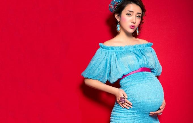 韩城印象398元孕妇照