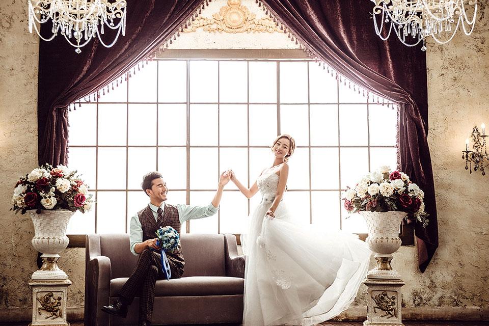 焦点视觉4988元婚纱照