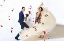 波西塔诺7980元婚纱照