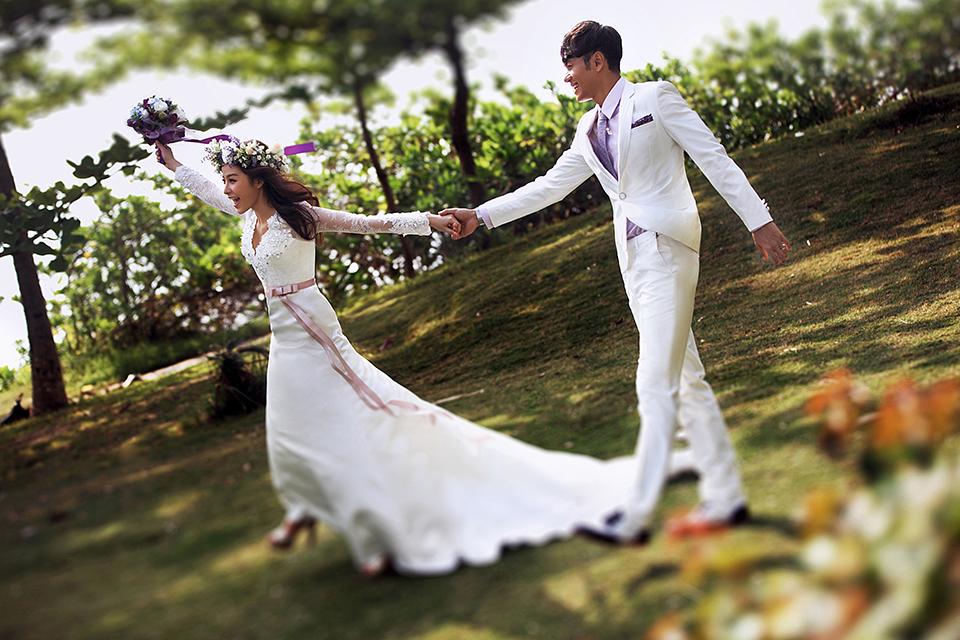 摩卡视觉2988元婚纱照