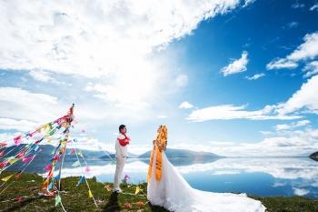 丽江丽江龙墨印象婚纱摄影