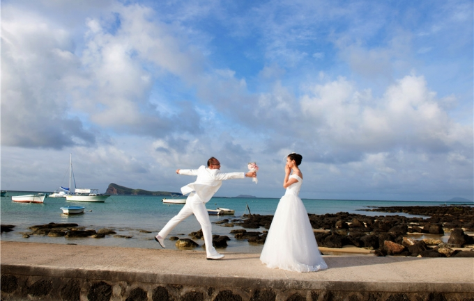 爱琴海之恋婚纱系列之情深似海套餐