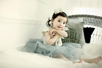 上海韩国童镜儿童摄影