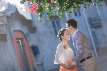 厦门大视觉旅行婚纱摄影
