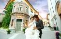 米兰婚纱2999元婚纱照