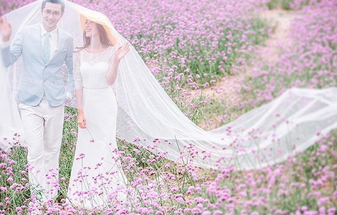 潘朵拉3880元婚纱照