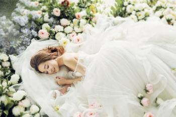 福州北欧爱情婚纱摄影