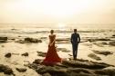 龙摄影3899元旅拍到大连婚纱摄影