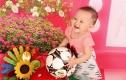 北欧爱情238元儿童摄影