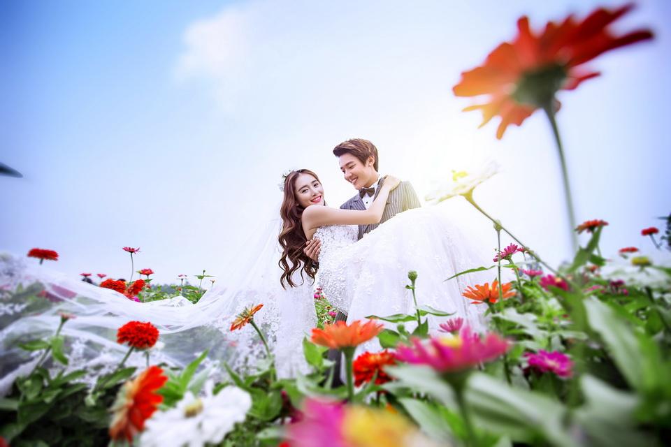 N2视觉4999元婚纱照