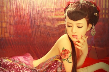 福州印江南婚纱摄影