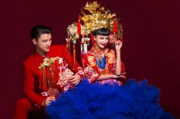 成都锦江区苏格婚纱摄影