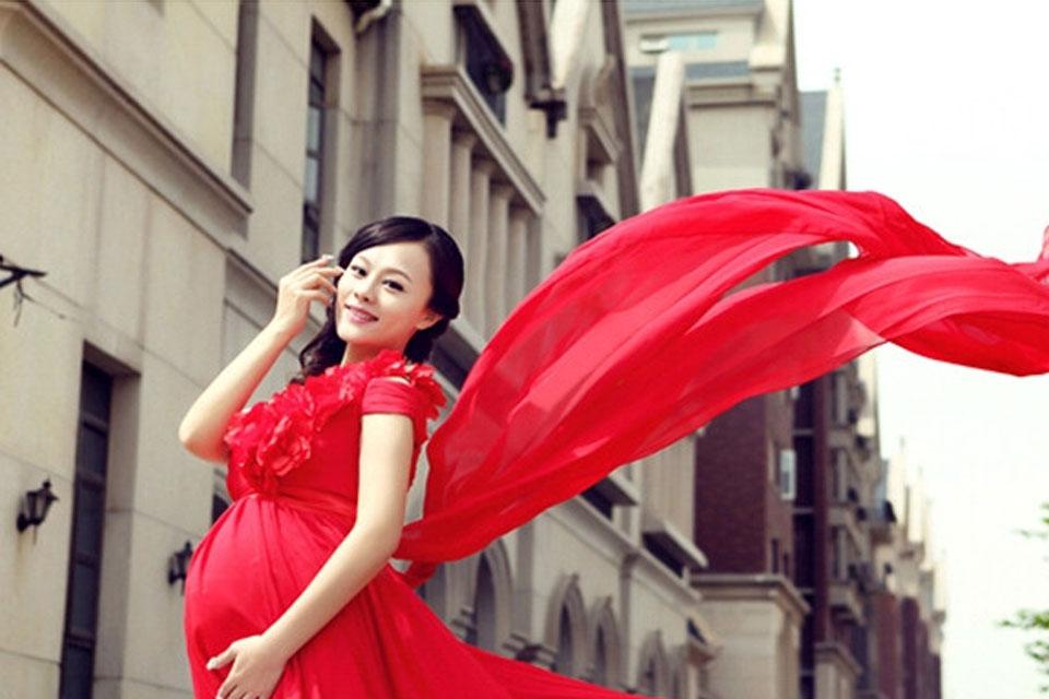 最爱风尚498元孕妇照
