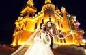 巴黎婚纱4999元婚纱照