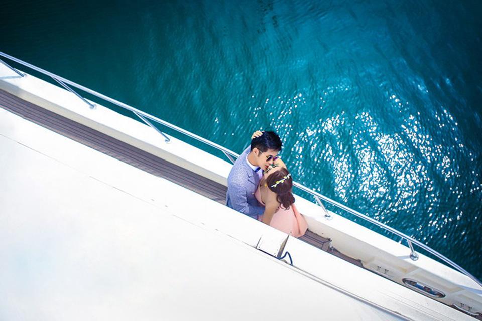 聚焦6999元青岛旅游婚纱摄影