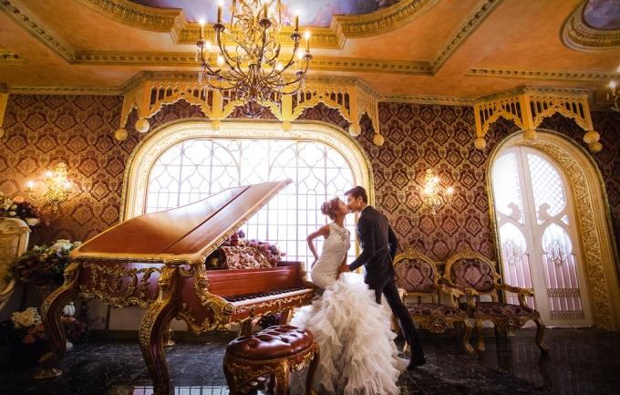 巴黎春天3980婚纱摄影