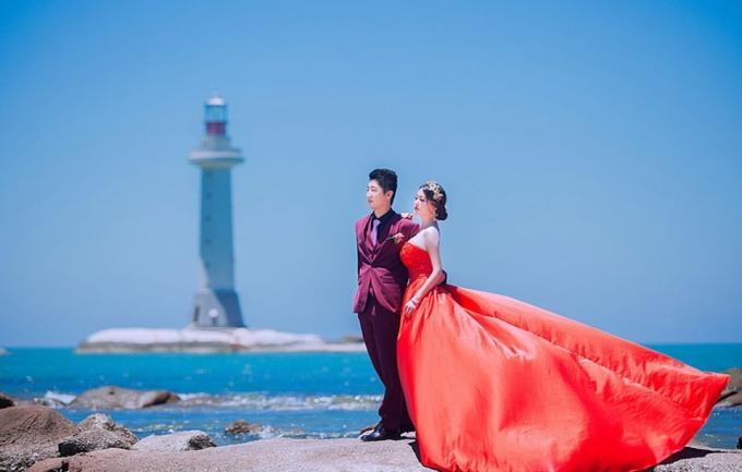 拾光海岸4999元婚纱照