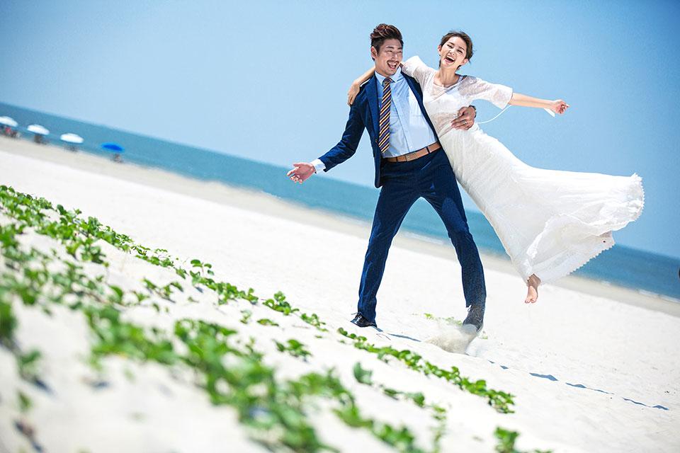 莱色21099元婚纱照
