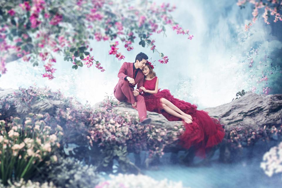 台北制造2999元婚纱摄影