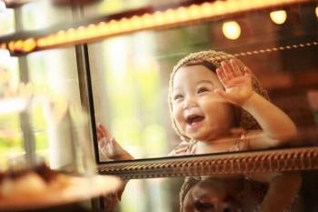济南芭摄氏度儿童摄影
