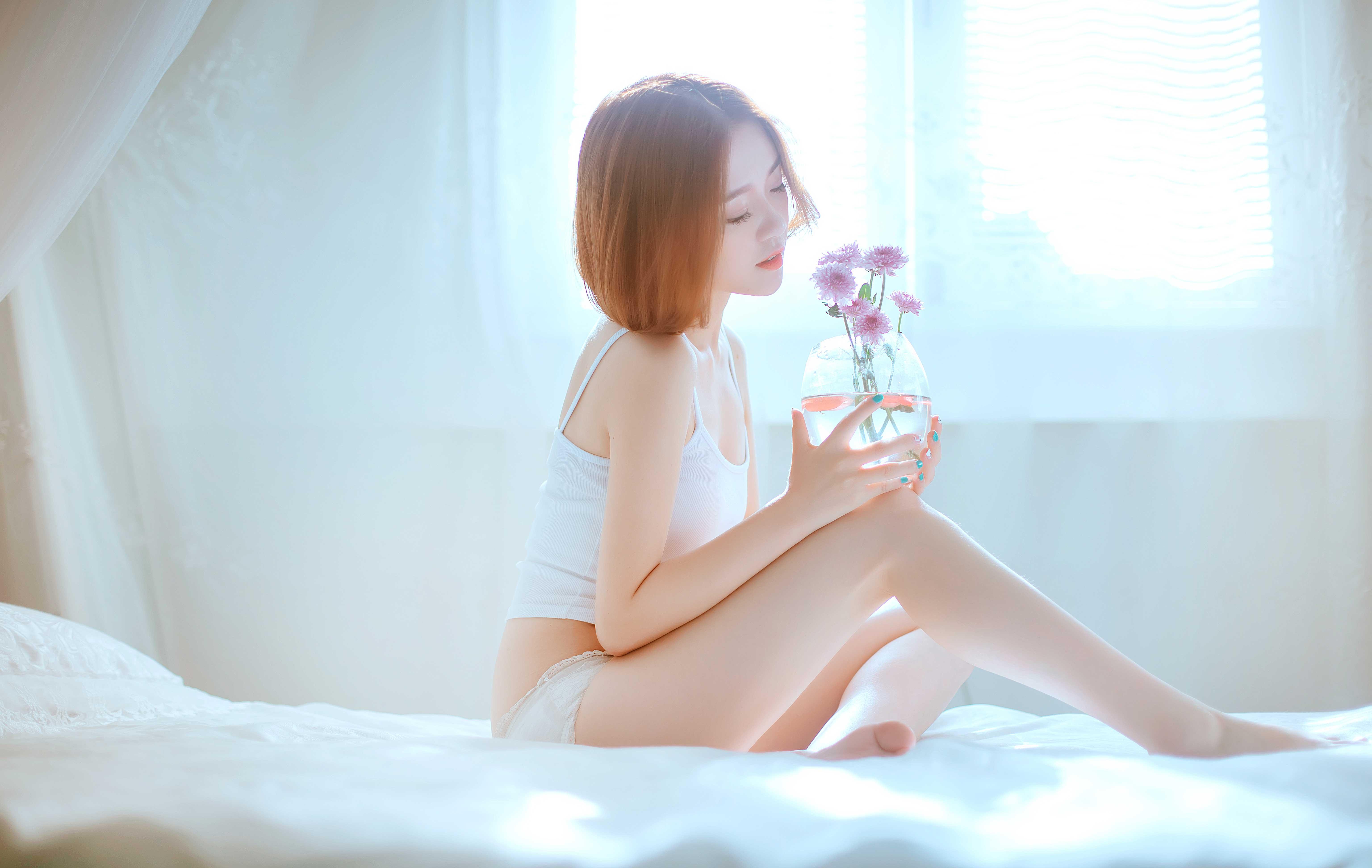 梵秀印象598元花语系列个人写真