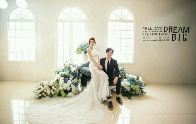 皇室新娘3999元婚纱照