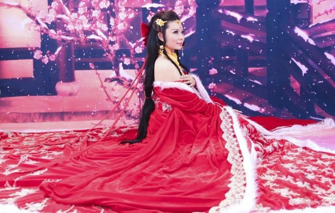 时尚中国风499元古装照