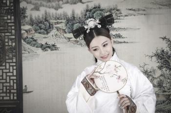 沈阳时尚中国风古装摄影