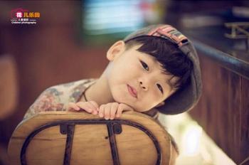 郑州花儿乐园儿童摄影