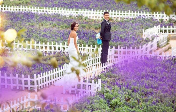 米苏摄影8999元婚纱照