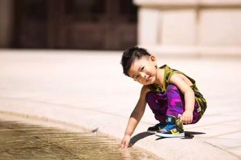 天津成长树儿童摄影
