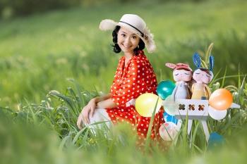 郑州咔咔时尚儿童摄影