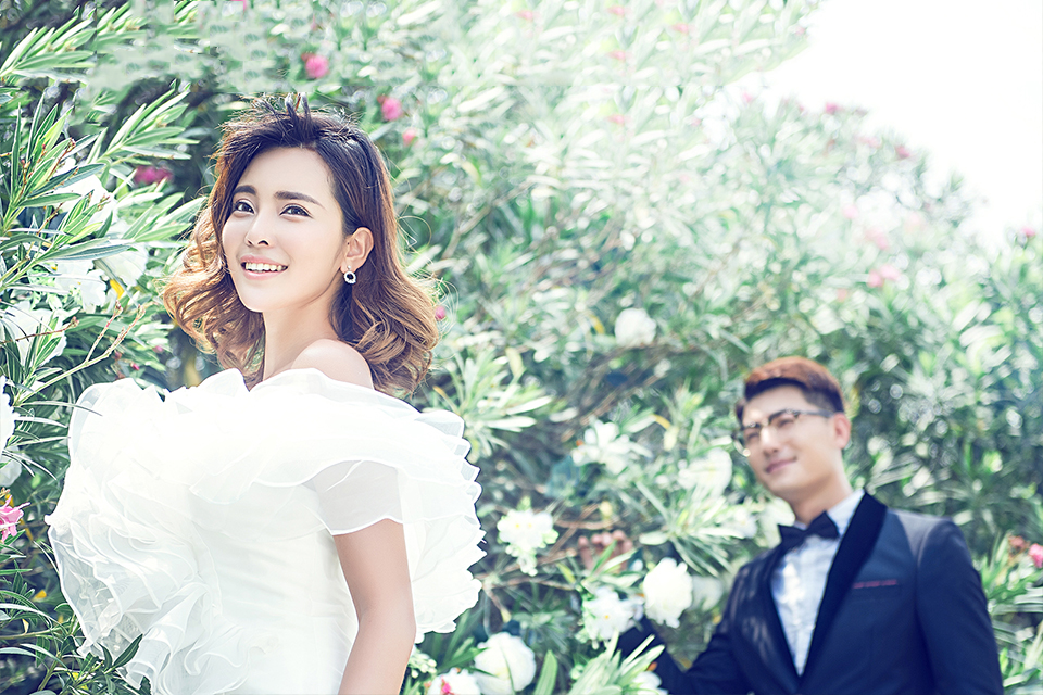 V格摄视觉5999元婚纱照