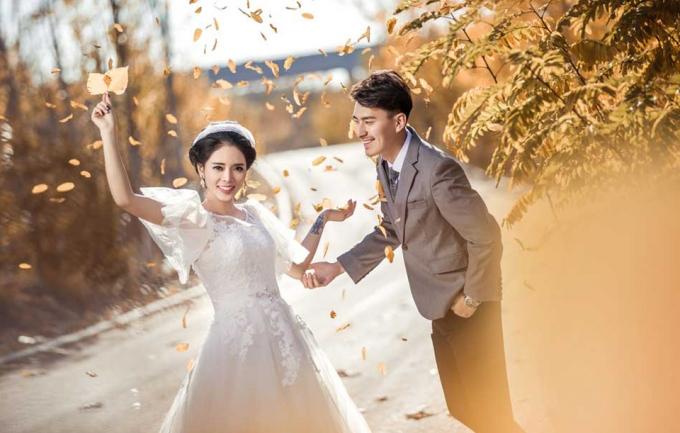 铂爵2588元婚纱摄影