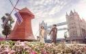 巴黎之城3399元婚纱摄影(百度生活节)