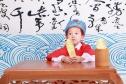 周周视觉488元儿童古装摄影
