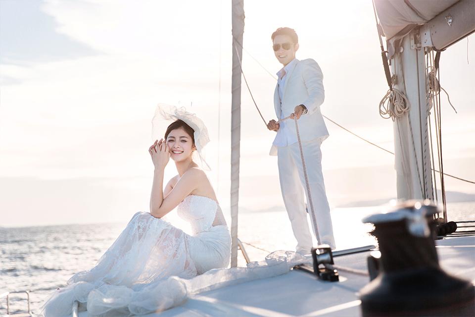悦祺5999元婚纱照