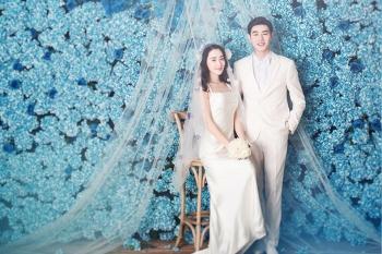 重庆美乐乐婚纱摄影