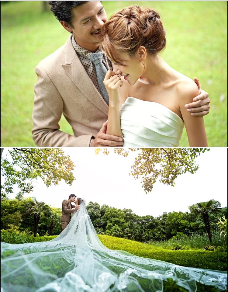 浪漫宣言5999元婚纱照图片
