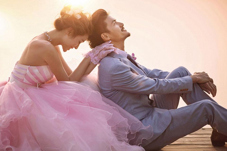 浪漫宣言5999元婚纱照