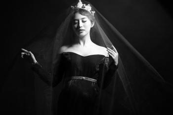 天津孕之韵专业孕妇摄影