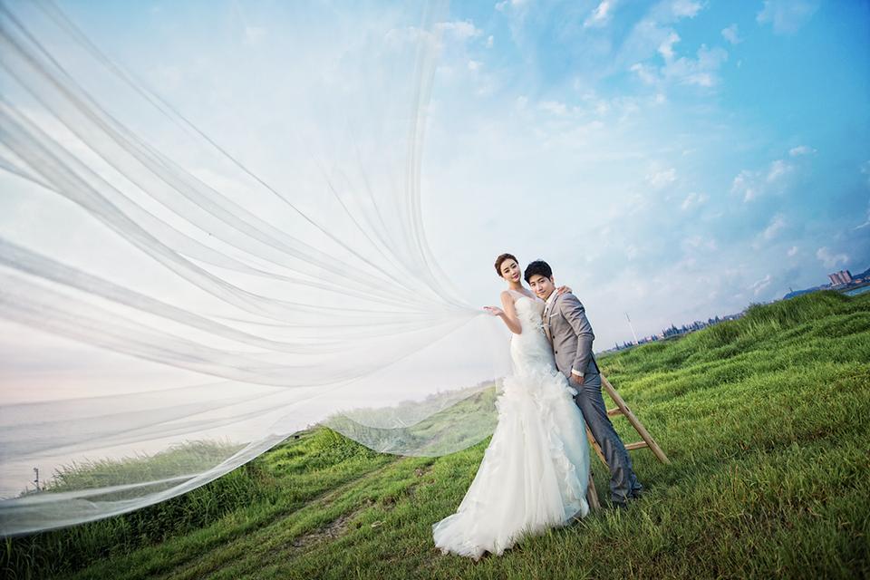 菡艺2299元婚纱照