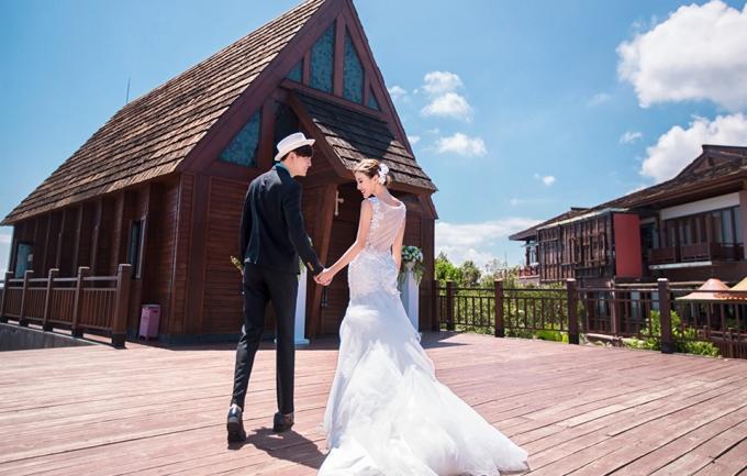 菲映像10999元婚纱照