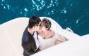 蔷薇映画4288元三亚旅拍婚纱照
