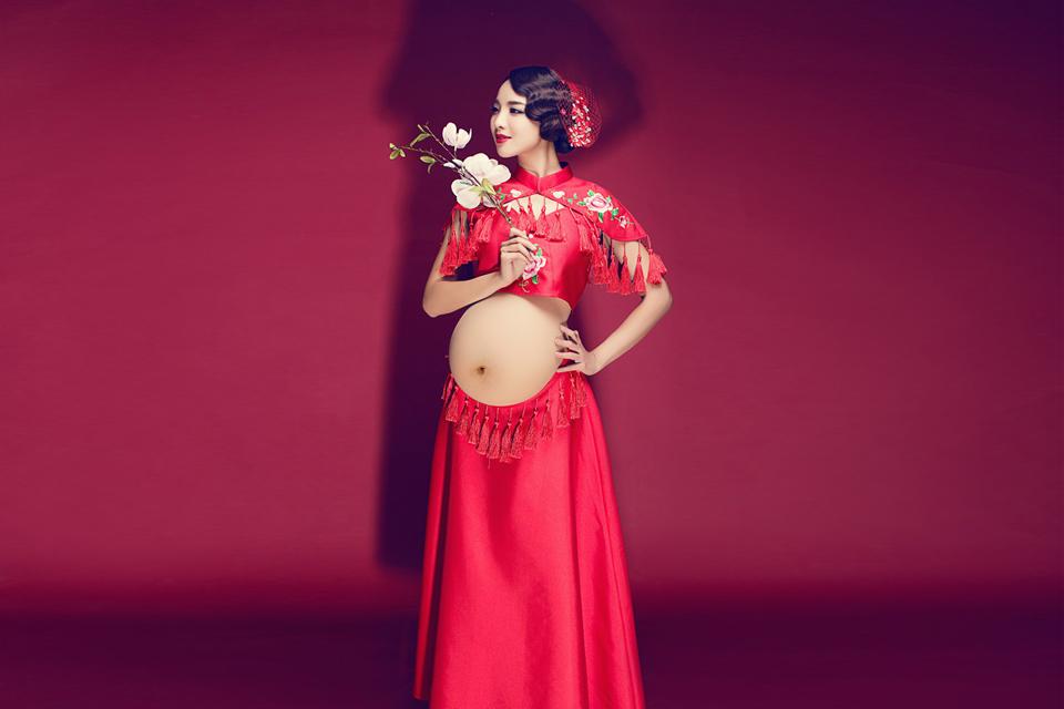 艾尚398元孕妇照